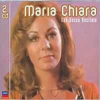 Přední strana obalu CD Maria Chiara: The Decca Recitals