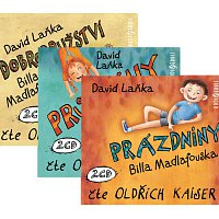 Oldřich Kaiser – 3x Bill Madlafousek