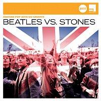 Přední strana obalu CD Beatles vs. Stones (Jazz Club)