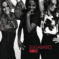 Přední strana obalu CD Girls [EP]