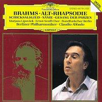 Marjana Lipovsek, Ernst Senff Chor, Ernst Senff, Rundfunkchor Berlin – Brahms: Alto Rhapsody; Song of Destiny; Nanie; Song of the Fates