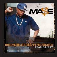 Přední strana obalu CD Breathe, Stretch, Shake [Int'l Comm Single]