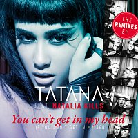 Přední strana obalu CD You Can't Get In My Head (If You Don't Get In My Bed) [The Remixes EP]