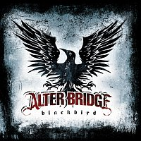 Přední strana obalu CD Blackbird