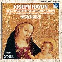 "The English Concert, Trevor Pinnock, Felicity Lott, Carolyn Watkinson – Haydn: Missa in angustiis ""Nelson Mass""; Te Deum"