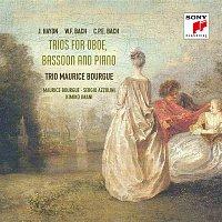 Sergio Azzolini, Joseph Haydn, Maurice Bourgue, Kimiko Imani – Haydn, W.F. Bach & C.P.E. Bach: Trios for Oboe, Bassoon & Piano