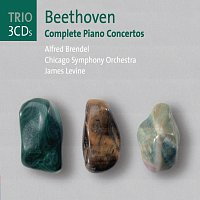 Alfred Brendel, Chicago Symphony Orchestra, James Levine – Beethoven: Complete Piano Concertos