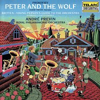 André Previn, Royal Philharmonic Orchestra – Prokofiev: Peter and the Wolf, Op. 67 - Britten: Young Person's Guide to the Orchestra, Op. 34