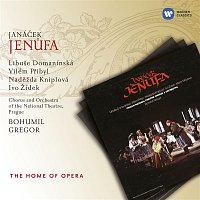 Božena Effenberková, Zdeněk Kroupa, Libuše Domanínská, Vilém Přibyl, Chorus of The National Theatre, Prague, Orchestra of The National Theatre Prague, Bohumil Gregor – Janacek: Jenufa