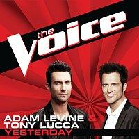 Adam Levine, Tony Lucca – Yesterday [The Voice Performance]