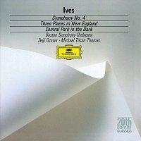 Boston Symphony Orchestra, Seiji Ozawa – Ives: Symphony No.4; Central Park in the Dark; Three Places in New England