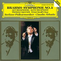 Berliner Philharmoniker, Claudio Abbado – Brahms: Symphony No.2; Alto Rhapsody