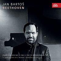 Přední strana obalu CD Beethoven: Klavírní sonáty