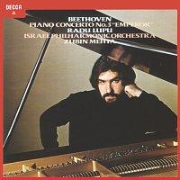 """Radu Lupu – Beethoven: Piano Concerto Nos. 3 & 5 """"Emperor"""""""