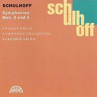 Schulhoff: Symfonie č. 3 a 5