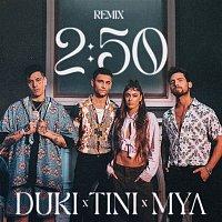 Mya, TINI & Duki – 2:50 Remix