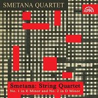 Smetanovo kvarteto – Smetana: Smyčcové kvartety č. 1 e moll Z mého života a d moll