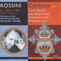 Cecilia Bartoli, Juan Diego Flórez, Paul Austin Kelly, Elisabetta Scano – Rossini: Cantatas Vol.2