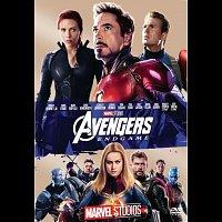 Různí interpreti – Avengers: Endgame / Edice Marvel 10 let DVD