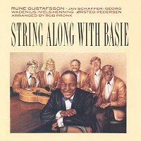 Přední strana obalu CD String Along With Basie