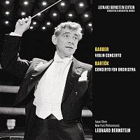 Leonard Bernstein, New York Philharmonic Orchestra, Béla Bartók – Barber: Violin Concerto, Op. 14 - Bartók: Concerto for Orchestra
