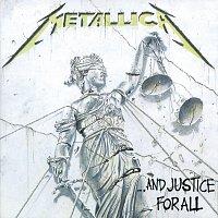 Přední strana obalu CD ...And Justice For All