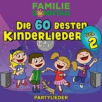 Familie Sonntag – Die 60 besten Kinderlieder, Vol. 2 - Partylieder
