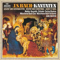 Munchener Bach-Orchester, Karl Richter, Munchener Bach-Chor – Bach, J.S.: Cantatas for Advent and Christmas