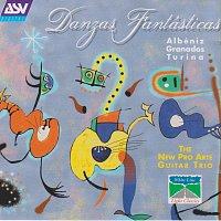 New Pro Arte Guitar Trio – Danzas Fantásticas - Albéniz; Granados; Turina