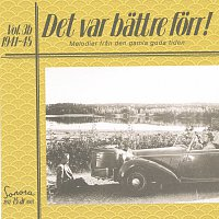 Různí interpreti – Det var battre forr Volym 3 b 1941-1945