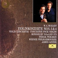 Přední strana obalu CD Mozart: Violin Concertos No.3 & 4 / Rondos