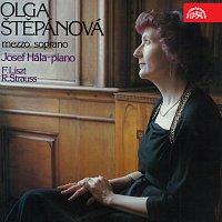 Olga Štěpánová – Olga Štěpánová - mezzo soprán