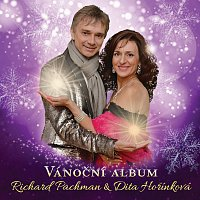 Přední strana obalu CD Vánoční album