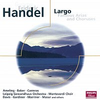 Různí interpreti – Handel: Largo - Famous Arias and Choruses