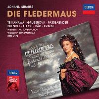 Kiri Te Kanawa, Edita Gruberová, Brigitte Fassbaender, Wolfgang Brendel, Olaf Bar – Strauss, J.: Die Fledermaus