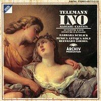 "Barbara Schlick, Musica Antiqua Koln, Reinhard Goebel – Telemann: ""Ino""-Cantata; Overture in D major"