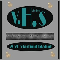 Přední strana obalu CD vbn beat V.H.S