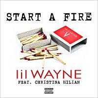 Lil Wayne, Christina Milian – Start A Fire