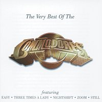 Přední strana obalu CD The Very Best Of The Commodores