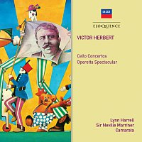 Sir Neville Marriner, Academy of St. Martin in the Fields, Lynn Harrell, Camarata – Herbert: Cello Concertos; Operetta Spectacular