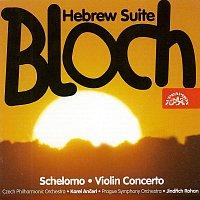 Různí interpreti – Bloch: Šelomo, Houslový koncert, Hebrejská suita