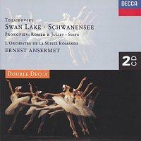 L'Orchestre de la Suisse Romande, Ernest Ansermet – Tchaikovsky: Swan Lake / Prokofiev: Romeo and Juliet [2 CDs]