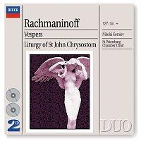 St.Petersburg Chamber Choir, Nikolai Korniev – Rachmaninov: Vespers & Liturgy of St. John Chrysostom