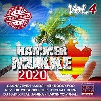 Přední strana obalu CD Hammer Mukke - 2020 Vol. 4