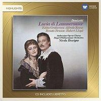 Alfredo Kraus, Royal Philharmonic Orchestra, Nicola Rescigno – Donizetti: Lucia Di Lammermoor (Highlights)