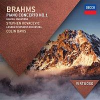 Stephen Kovacevich, London Symphony Orchestra, Sir Colin Davis – Brahms: Piano Concerto No.1; Handel Variations