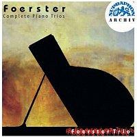 Foerster: Klavírní tria - komplet
