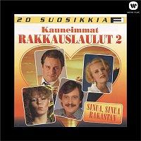 Various Artists.. – 20 suosikkia / Kauneimmat rakkauslaulut  / Sinua, sinua rakastan