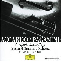 Salvatore Accardo, London Philharmonic Orchestra, Charles Dutoit – Accardo Plays Paganini- Complete Recordings