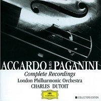Salvatore Accardo, London Philharmonic Orchestra, Charles Dutoit – Accardo Plays Paganini- Complete Recordings